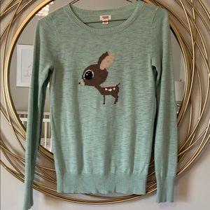 Mossimo Baby deer sweater